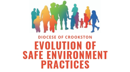 Diocesan safe environment practices have evolved through time